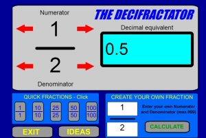 DeciFractator