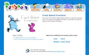 Funbrain Fractions