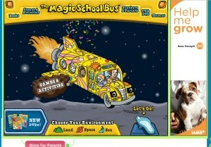 Magic School Bus, Scholastic