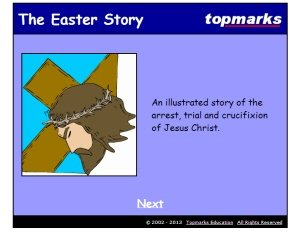 Topmarks - Easter